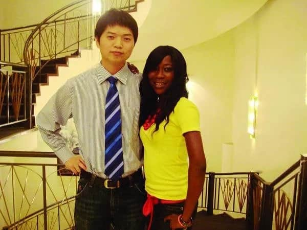 Chinese babydaddys recklessly disown their Ugandan women