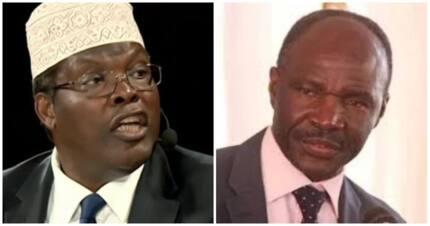 Miguna Miguna aishutumu serikali kwa kuiharibu paspoti yake kabla ya kuiwasilisha kwa mahakama kuu