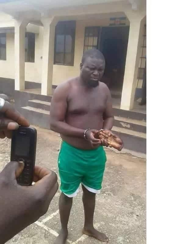 Cannibalism is real! Men found with human body parts (graphic photos)