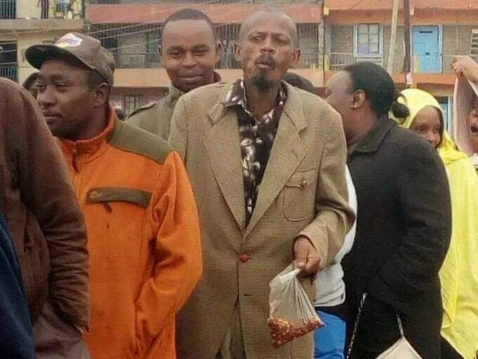 Wakenya sasa wamtaka Rais amtuze 'Ugali man' kama shujaa