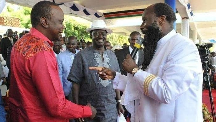 Government denies hiring chopper for controversial Prophet Owuor