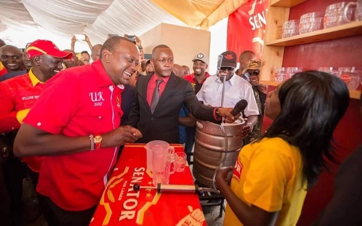 The billions Jubilee has dished out while begging for votes