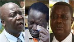 Family feud - Odinga to sue Midiwo, details