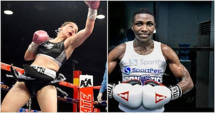 Meet talented Mexican to face Kenya's top female boxer Zarika in mouthwatering clash
