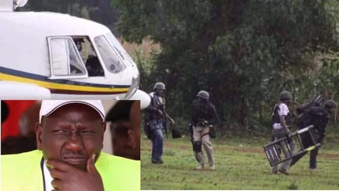 An account of the dramatic 18-hour siege at DP Ruto's Sugoi home