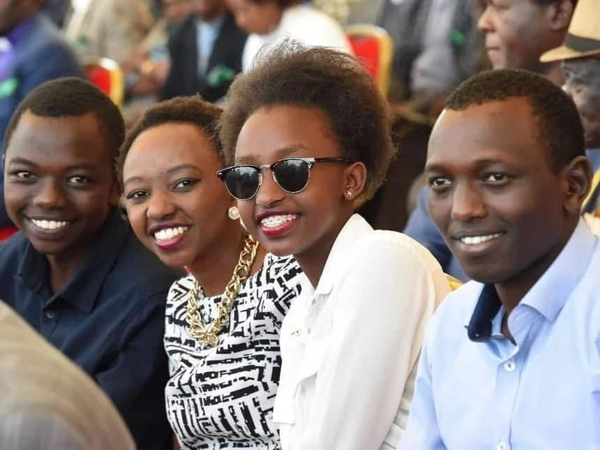 0fgjhs5q31mjpb1t2 - Meet William Ruto's children in photos
