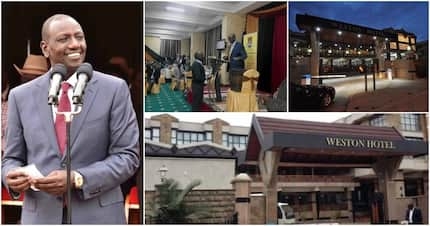 Ex-Kiambu governor Kabogo reads mischief in lengthy process of repossessing Weston Hotel land owned by Ruto