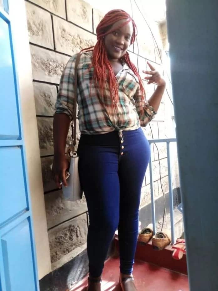 Actress Awiti allegedly dumps husband and daughter like garbage