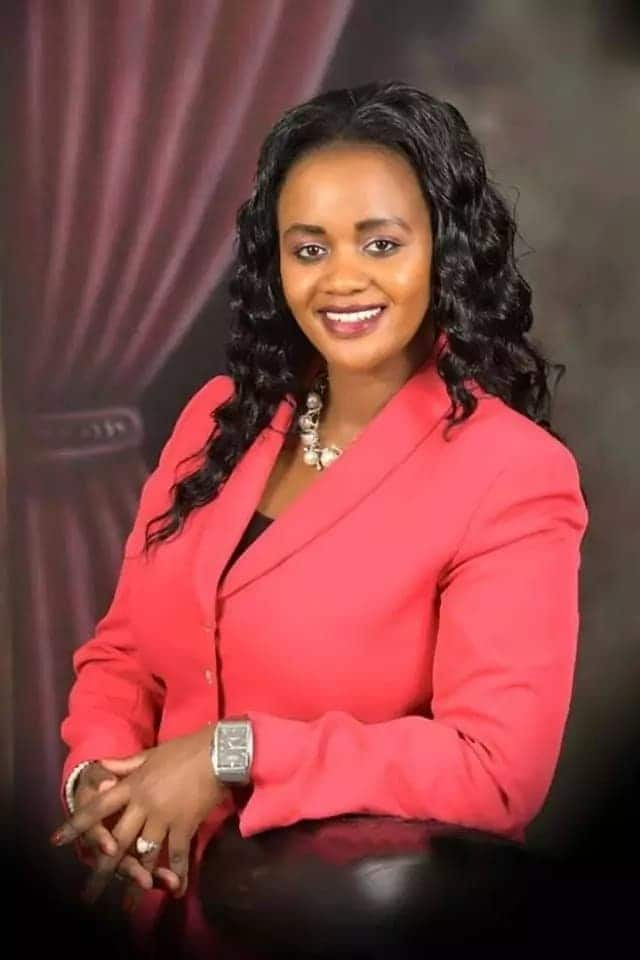 I am a second wife and proud of it - Laikipia Woman Rep