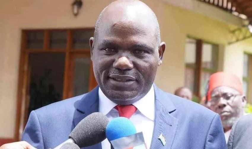 Ezra Chiloba ndiye wakulaumiwa kufuatia masaibu yanayokumba IEBC - Chebukati
