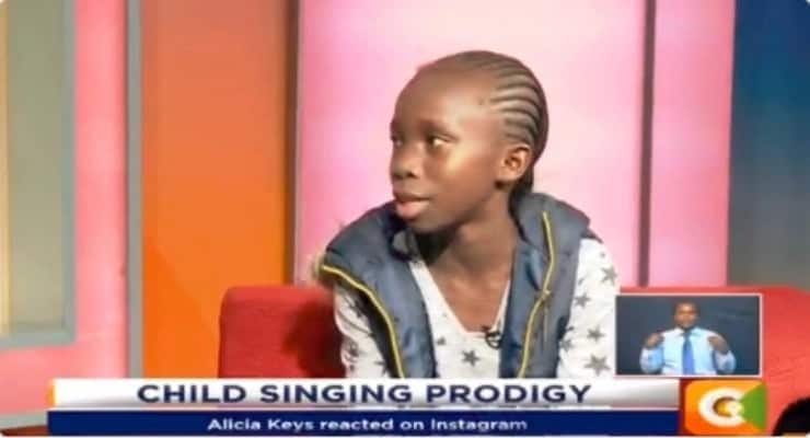 Family of Githurai girl who sang Alicia Keys hit song received death threats - mother reveals
