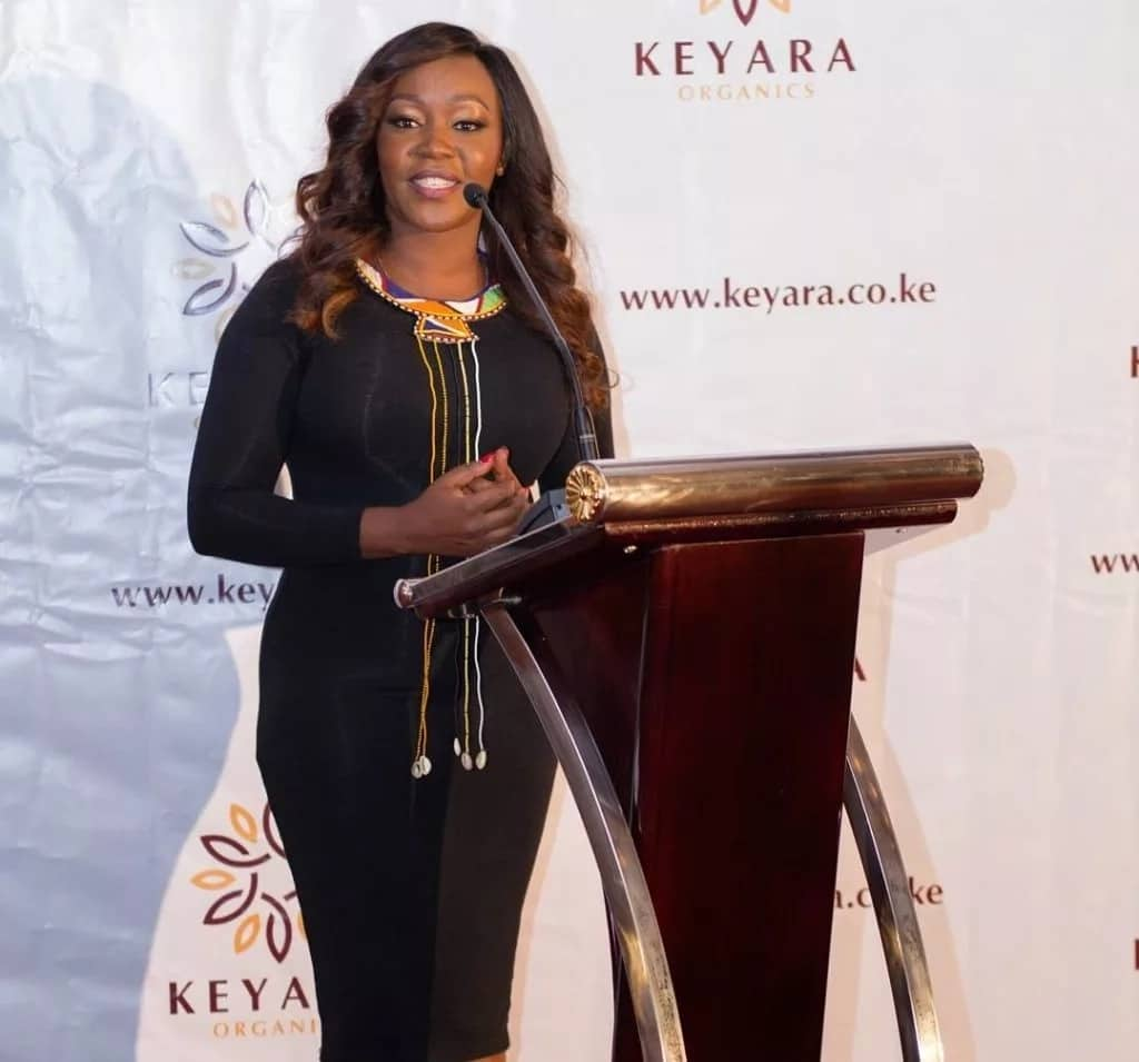 Ex-Citizen girl Terryanne Chebet lands plum job as CEO of brand new TV station