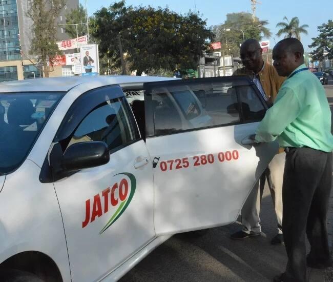 Top taxi companies in kenya