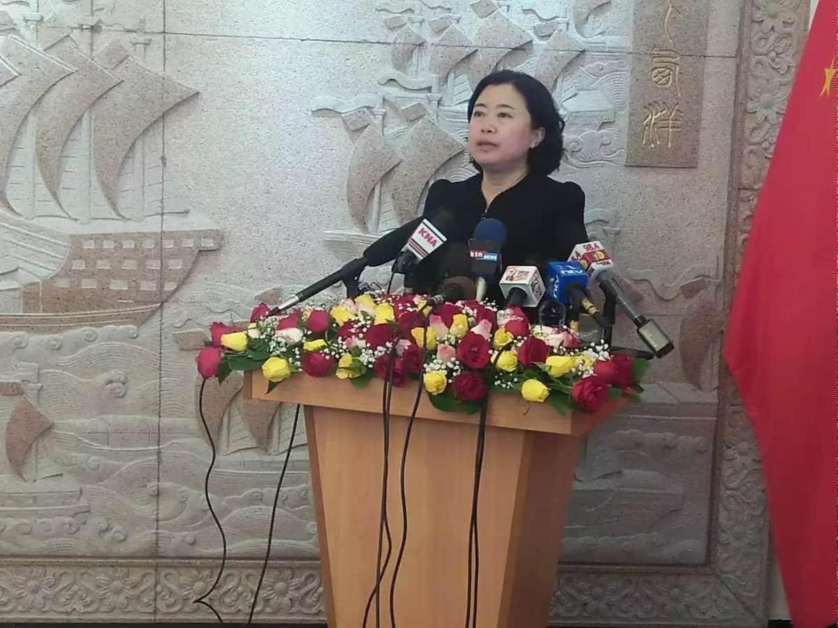 China Defends Corporal Punishment Against Kenyan Sgr -9069