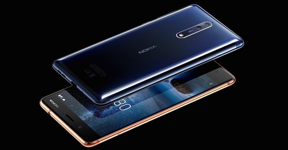 Nokia 8 latest phones in kenya and their prices latest android phones