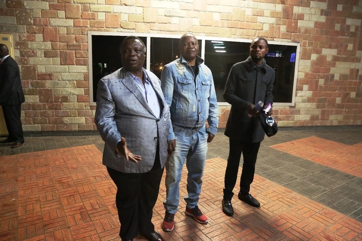 COTU boss Atwoli flies in renowned Congolese rhumba singer, Nyboma Mwan'dido, to grace Labour Day celebrations