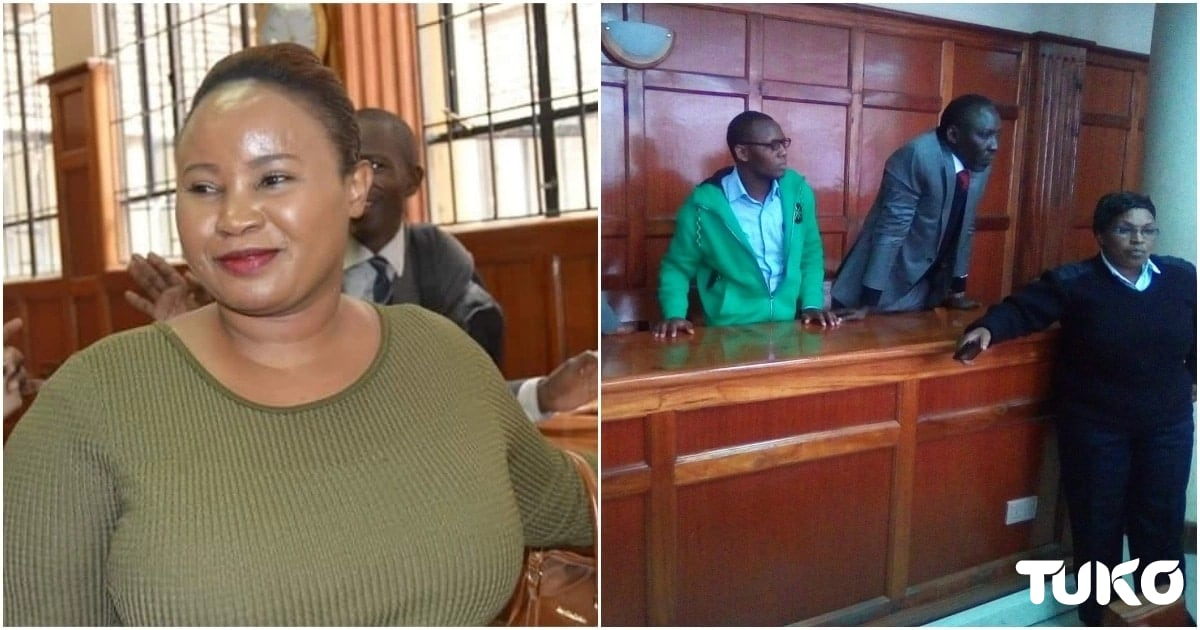 William Kabogo's brother in court after touching actress Nyasuguta inappropriately
