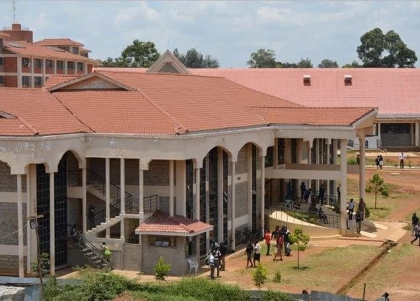 University student from Bungoma county falls to his death in bizarre incident