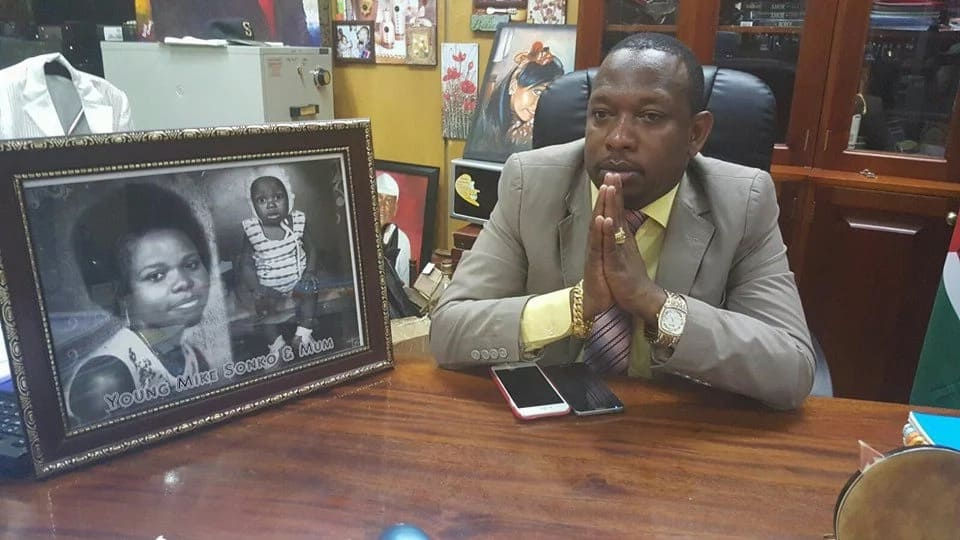 """Sonko Urges Men Not to Dump Wives for Side Chicks: """"Shetani Ashindwe"""""""