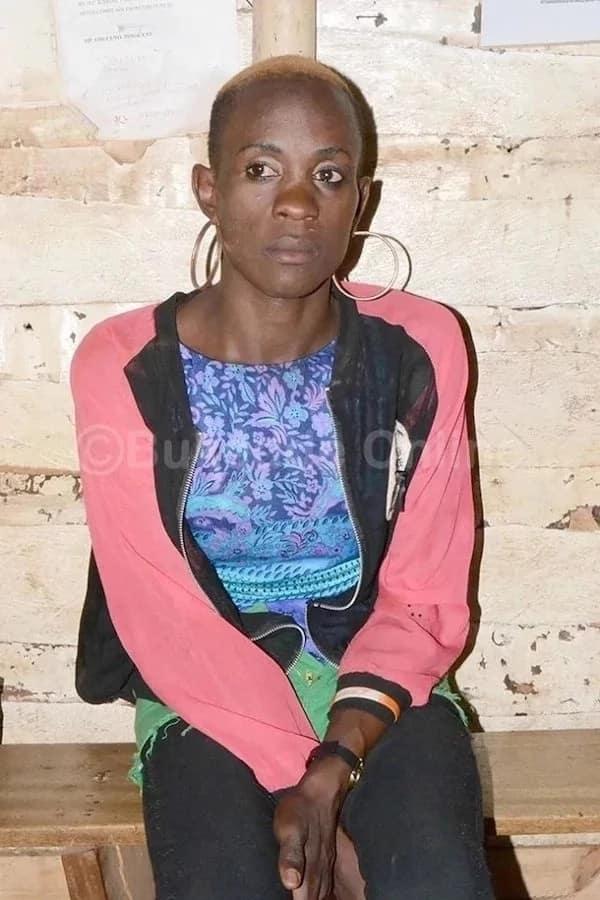 Mwanamume afumaniwa akijifanya mwanamke kuwanyemelea wanaume wenzake (picha)