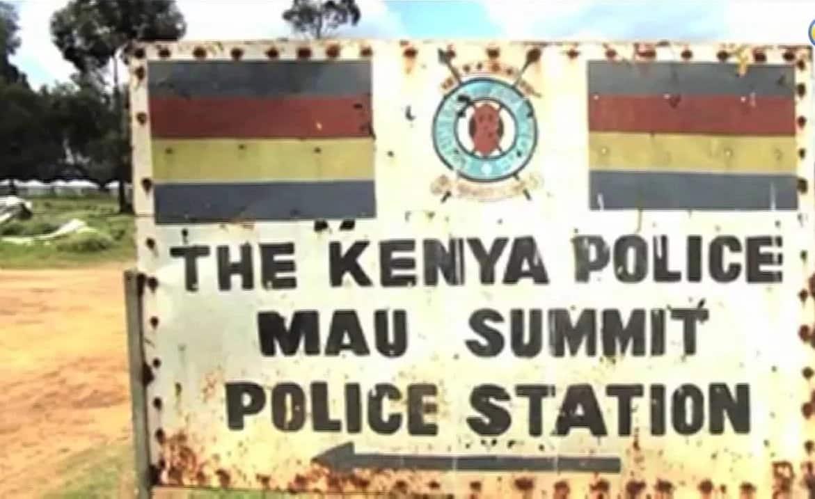 4-man gang terrorising motorists along the Mau Summit Kericho route