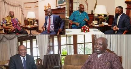 Former President Daniel Moi cannot bless an aspiring future leader - Lawyer Ahmednasir