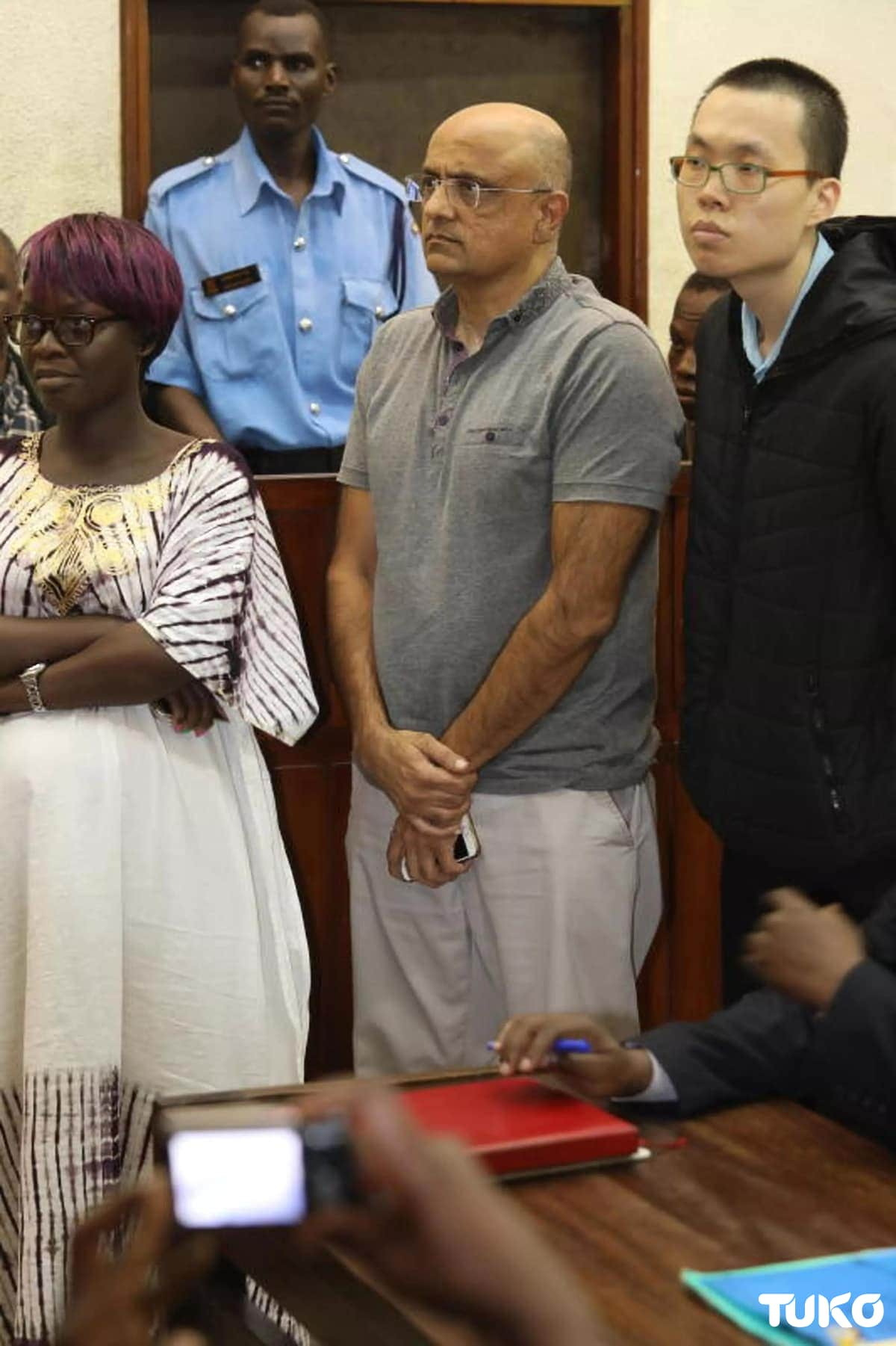 Mombasa woman in court for giving birth and giving baby away to Chinese man