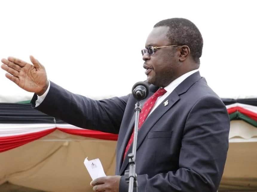 Uhuru amteua aliyekuwa gavana wa Bungoma kuwa spika wa seneti, Wetangula mashakani sasa
