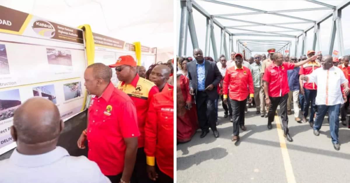 Millie Odhiambo attacks Uhuru after he visited her Mbita constituency