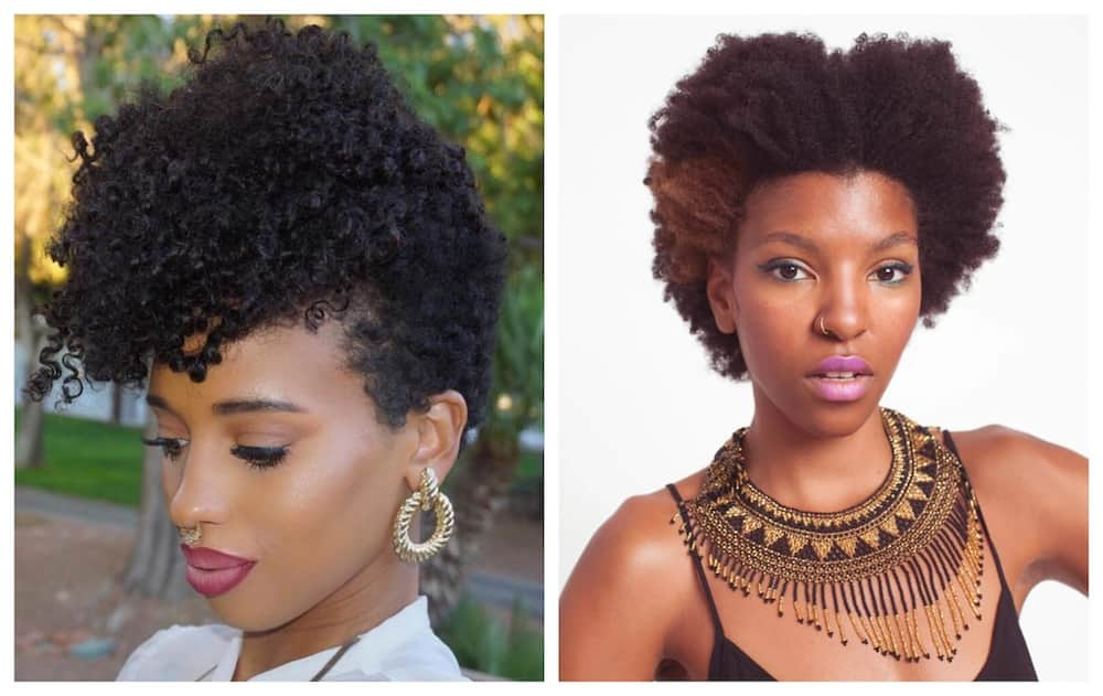 Afro Weave Hairstyles Pictures Find