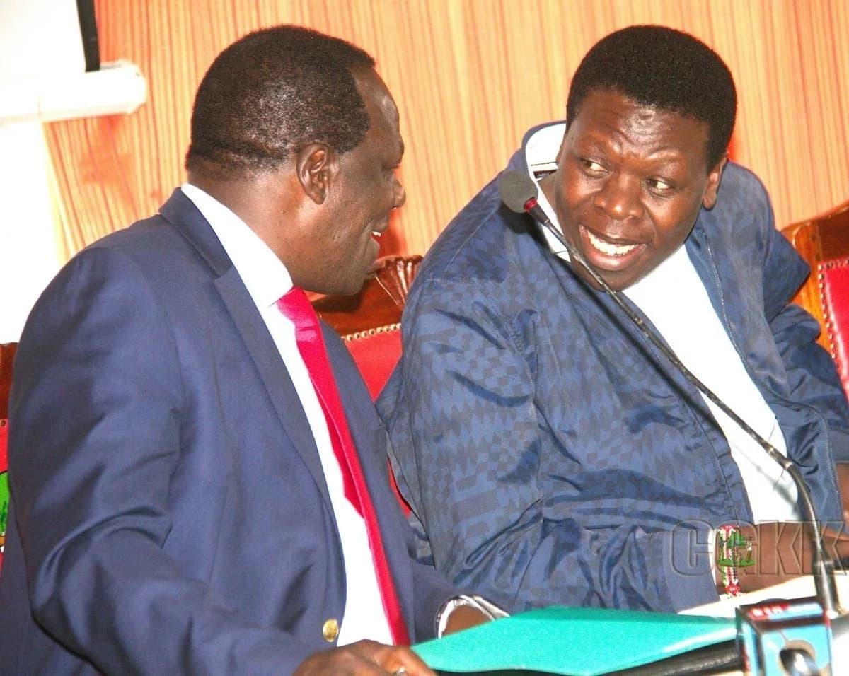 Joho, Oparanya lazima, waidhinishwe na ODM kabla ya kumpinga Raila – Mbadi