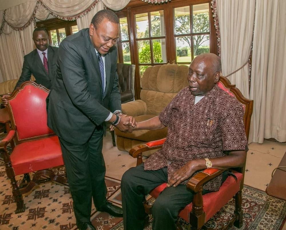 Baba wa Taifa: Majority Kenyans prefer late Daniel Moi to Uhuru Kenyatta's reign