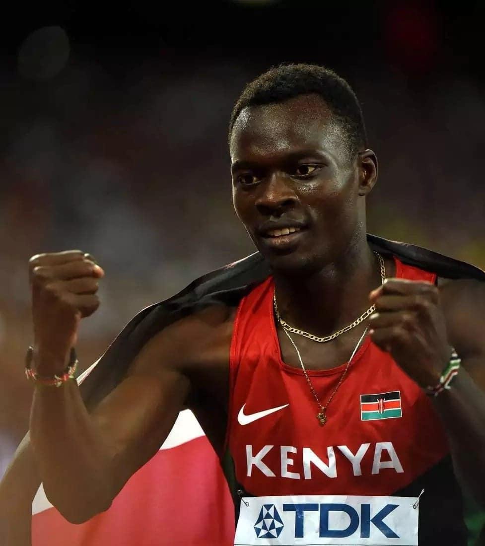 Ajali yauchukua uhai wa Nicholas Bett, bingwa wa dunia wa mbio za 400m