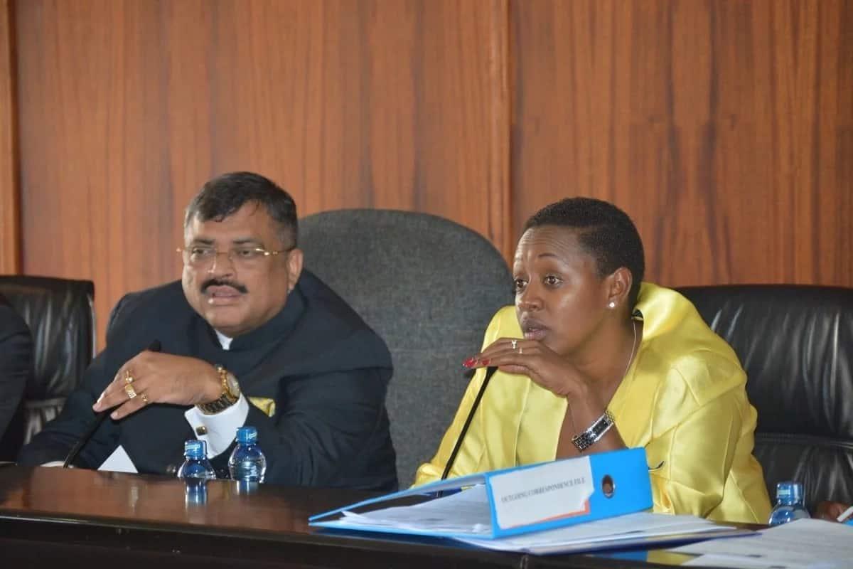 Man cons Kenya MPs, senators and cabinet secretaries using Sabina Chege's name