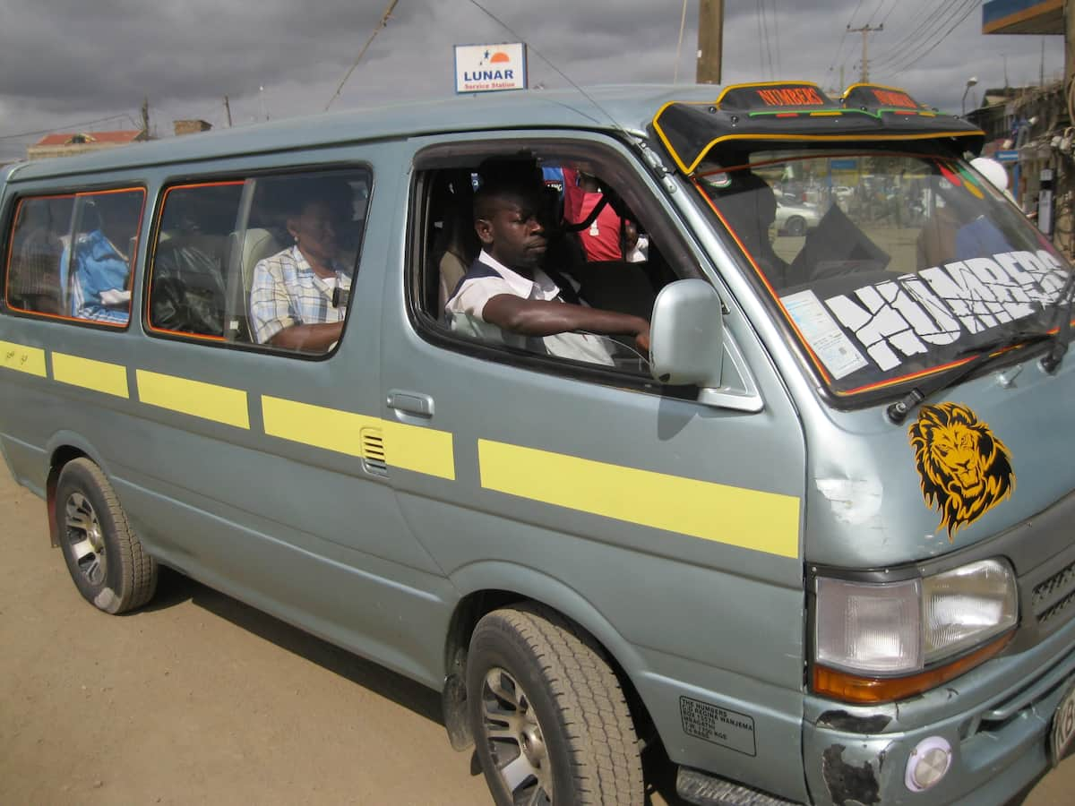 Driver who beat up 14-year-old sick girl for vomiting in his matatu arrested