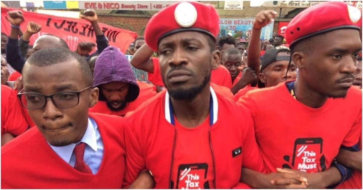 Bobi Wine escapes death, driver shot dead by police