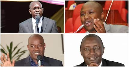 MPs from Ruto's backyard likely to make his journey to State House difficult