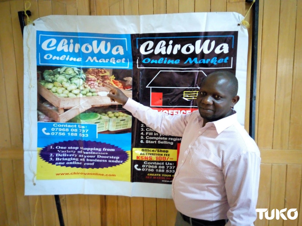 Eldoret doctor develops ambitious online market place targeting small businesses