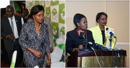 Confusion at IEBC as commissioners who resigned return to their offices