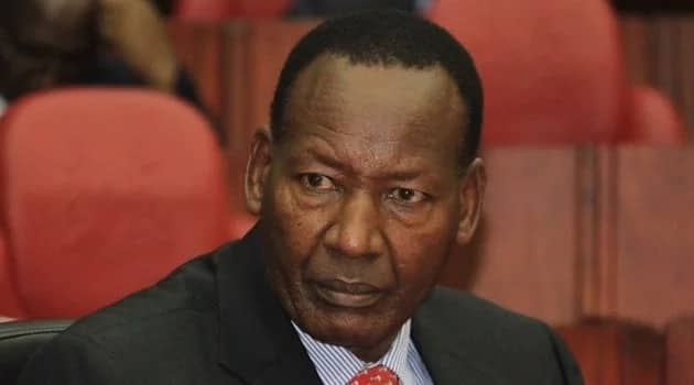 Pastor's prayer at Uhuru Park hours before Nkaissery died (video)