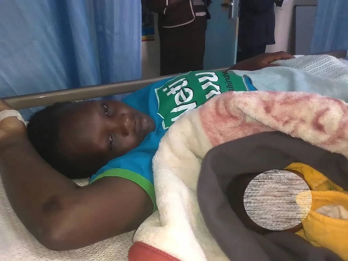 Bungoma again: Mother of 3 delivers 6 kg baby, third heaviest in Kenya history