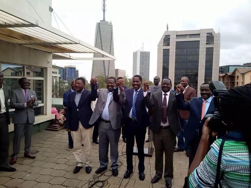 Taabu zamwandama Raila siku moja tu baada ya Peter Munya kumuunga mkono kwa urais