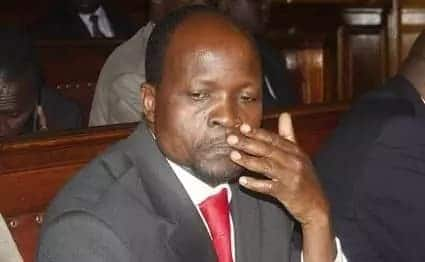 Okoth Obado arrested after EACC detectives found 8 guns in his Nairobi, Migori homes