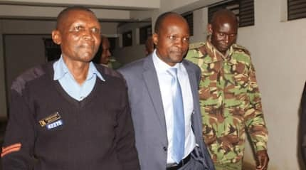 Not yet free: Obado set to spend another night in remand despite paying KSh 5 million bail