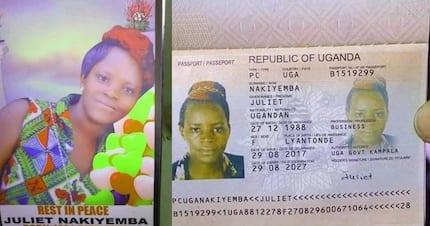Ugandan woman brutally killed in Jordan, kidneys removed