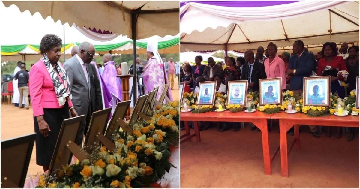 Wachungaji wafukua vyungu 2 katika eneo hatari mwingi ambapo wanafunzi 10 waliangamia kwa ajali
