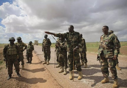 5 KDF soldiers killed in IED attack in Lamu