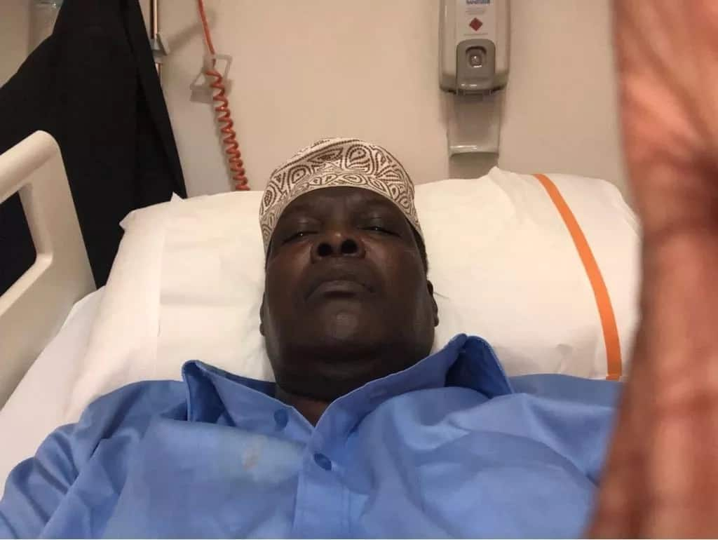 Miguna's blow-by-blow account on how he ended up in Dubai, against his wishes