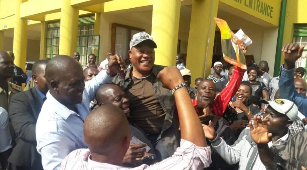 Budalang'i MP cornered by youth over 50k debt for unpaid security services