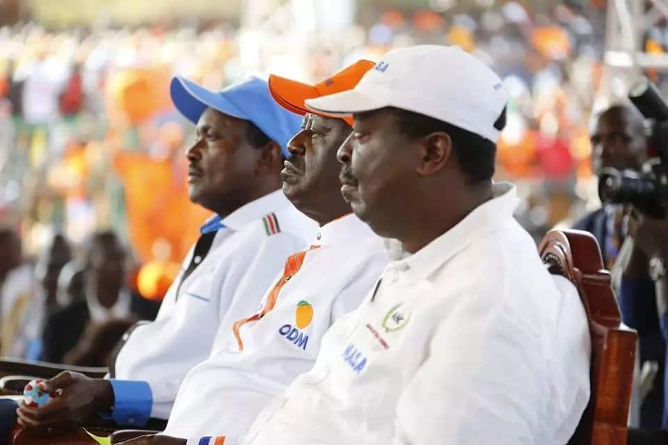 Uhuru's commanding lead is enough proof the Kenyan presidential race is over even as Raila disputes results